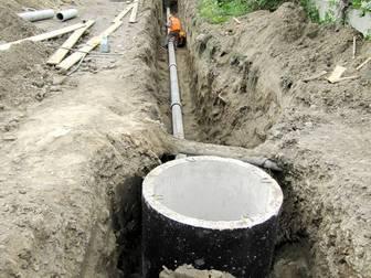 Просмотреть фотографию Сантехника (услуги) Монтаж и ремонт трубопроводов, Очистные сооружения 21170171 в Красноярске