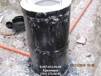 Просмотреть foto Сантехника (услуги) Монтаж и ремонт трубопроводов, Очистные сооружения 21170171 в Красноярске