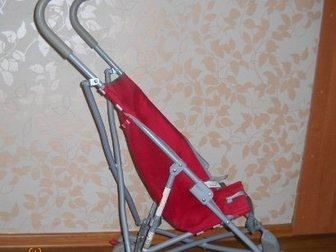Скачать бесплатно изображение Детские коляски Коляска - трость 31785936 в Красноярске