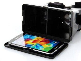 Новое изображение Игры Видео очки 3D для телефонов iOS и Android, Oculus Rift, Шлем 32308804 в Красноярске
