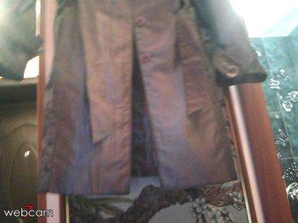 Увидеть foto Женская одежда Продам плащ плащёвка. Размер 44, 46 32763536 в Красноярске