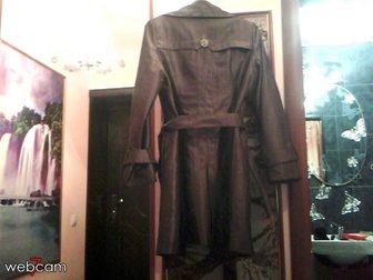Смотреть foto Женская одежда Продам плащ плащёвка. Размер 44, 46 32763536 в Красноярске