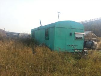 Свежее фотографию Разное Продам 2-х комнатный жилой вагончик, 34557367 в Красноярске