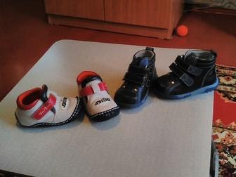 Уникальное foto  Обувь для малыша 35301690 в Красноярске