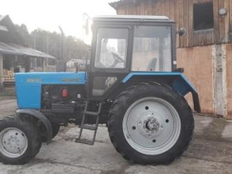 Новое foto Спецтехника Продам трактор МТЗ-82 39294268 в Красноярске