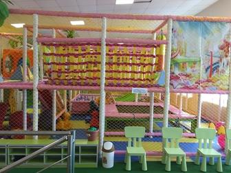 Смотреть фото  Детский игровой лабиринт длинна 10 м ширина 7 м высота 2,8 м 39808096 в Красноярске