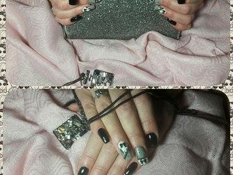 Скачать бесплатно foto  Наращивание ногтей в солнечном 39862838 в Красноярске