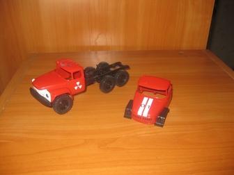 Скачать изображение Коллекционирование Зил 131 , (KIT SSM) , Новое, Сборная модель автолестницы  55842888 в Красноярске