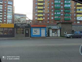 Новое фото Коммерческая недвижимость Сдам павильон в Солнечном 20 кв, м, 82841649 в Красноярске