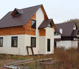 Фото в Недвижимость Земельные участки Продам 2-х этажный коттедж общей площадью в Красноярске 3200000