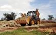 Земельные работы: ямы, канавы, траншеи под