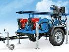 Скачать бесплатно фотографию Буровая установка Буровая установка (на 100м,) с гидравлическим приводом  32774087 в Крымске