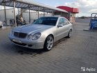 Mercedes-Benz E-класс 2.6AT, 2002, 386938км