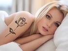 Фото в   Хочешь себе крутую татуировку, но не хочешь в Новосибирске 50
