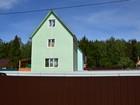 Фото в   Продается новый трехэтажный загородный дом в Москве 2100000