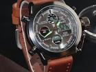 Фото в   Заказать армейские часы Amst, можно на официальном в Москве 2990