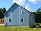 Увидеть foto  Купить дом 210м2 в поселке Некрасовский МО ПМЖ 37294718 в Кургане