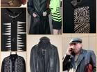 Скачать бесплатно изображение  Раритетный кожаный плащ 90х для вечеринки 90-х Реальный прикид 37321811 в Москве