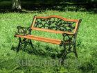 Изображение в   Предлагаем скамейки садовые чугунное литье в Краснодаре 10500