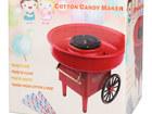 Увидеть foto  Аппарат для приготовления сладкой ваты , детский подарок 38410872 в Москве