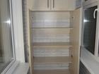 Увидеть изображение  Красивые и очень качественные шкафы для лоджии под заказ в Москве и Подмосковье, 38463236 в Москве