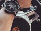 Свежее изображение  Наручные часы Diesel по 2950р портмоне в подарок 38570860 в Москве