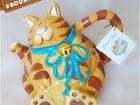 Смотреть изображение  Керамический чайник Orange Cat 38626393 в Москве
