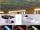 Просмотреть фотографию  Готовые комплекты ( и под заказ) для монтажа Звездного Неба на потолке 39200075 в Москве