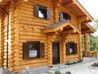 Свежее фото  Дома бани из бревна оцилиндрованного и рубленного 39211442 в Брянске