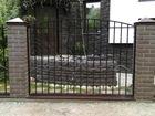 Скачать бесплатно изображение  Кованые заборы – украшают и защищают 39228015 в Кургане