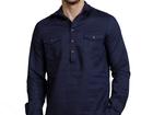 Скачать изображение  Мужские льняные рубашки оптом 39334677 в Москве