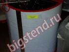Увидеть изображение  Медогонка 3-х рамочная, нержавейка, кассеты оборотные 39396168 в Хабаровске