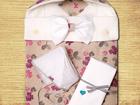 Скачать бесплатно foto  Конверты на выписку из льна Futurmama by NASIMO, оригинальные, летние, зимние, демисезонные, всесезонные, Детские товары от европейского производителя 39572271 в Липецке