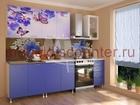 Смотреть foto  Кухонный гарнитур МДФ ПФХ 2 МЕТРА с фотопечатью 39697581 в Люберцы
