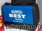 Свежее фотографию  Сварочный инвертор BlueWeld Best TIG 301 DC HF/Lift 39972202 в Екатеринбурге
