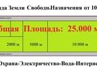 Скачать изображение  Аренда Земли Свободн, Назначения- от 1000м, от 40руб/мес(А-107, дер, Свитино) 40050935 в Кургане