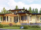 Увидеть фотографию  Авторский проект загородного дома 40054600 в Санкт-Петербурге