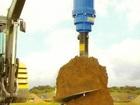 Скачать бесплатно фотографию  ГидроБур Drd-7 на Экскаваторы массой 5-10 тонн (Англия) Новый 43582203 в Москве