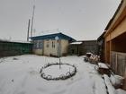 Свежее фотографию  Продается индивидуальный жилой дом площадью 44,5 кв, м, на участке в 16 сот в д, Смолина Шатровского района Курганской области, 81071335 в Кургане