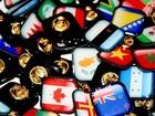 Новое foto  Подарочная коллекция значков Флаги стран мира 81370636 в Набережных Челнах
