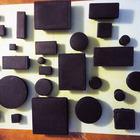 Заглушки из пластмассы квадратного размера для трубы прямоугольной 100x100 мм