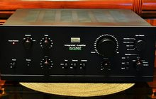 Усилитель Sansui AU-D607 2е моно