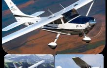 Полет на 2-х местном самолете, Подарочный сертификат