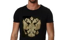 Дизайнерские футболки,толстовки и иной текстиль с аппликацией кристаллами
