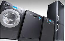 Подключение с установкой стиральных и посудомоечных машин