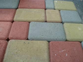 Уникальное foto Строительные материалы Тротуарная плитка Русто Старинный город (два камня) 34022989 в Кургане