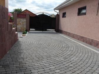Скачать бесплатно изображение Строительные материалы Тротуарная плитка Русто Старинный город (два камня) 34022989 в Кургане