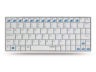 Новое foto  Клавиатура Rapoo E6300 35301913 в Новосибирске
