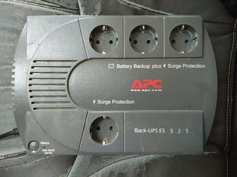Свежее изображение  ИБП APC UPS ES 525 37345675 в Новосибирске