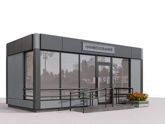 Смотреть фотографию  Быстровозводимые магазины и торговые павильоны из ЛСТК! 37660571 в Челябинске